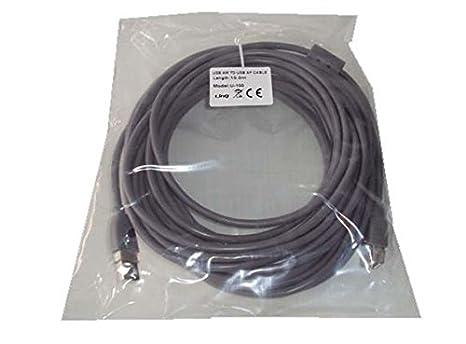 cigalinq® p10 m Cable alargador USB 3.0 tipo A (|10 metros ...