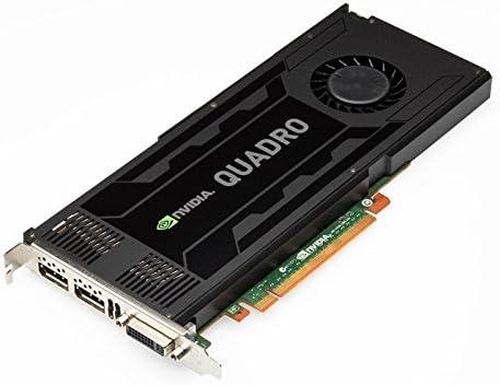 PNY Quadro K4000 - Scheda video DDR5 da 3 GB VCQK4000-PB
