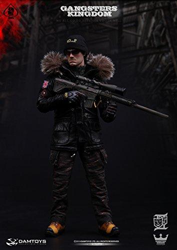 Dam Toys Gangsters Kingdom Spade 5 Baron 1/6 Scale GK007