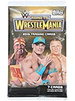 WWE Road To WrestleMania Trading Cards
