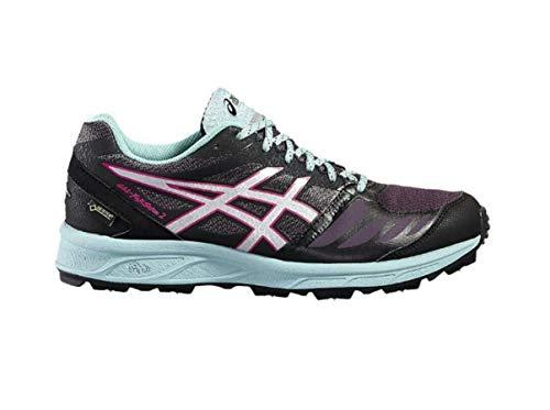 42 Gel Women's fujisetsu Asics 2 tex Eggplant Trail T5l9n silver Eu Gore 3393 Shoes qZwASx7w