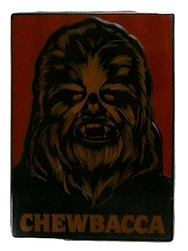 - Disney Pin - Star Wars - Chewbacca Portrait - 109628