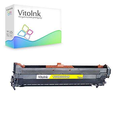 Phaser 7400 Yellow Imaging Unit - VitoInk Drum Unit Replacement for Xerox Phaser Imaging Unit,for use in 7400 Series Printer,108R00649 1Pack (1 Yellow)
