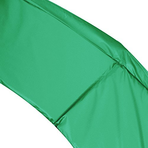 Exacme 6180-CP15G Trampoline Replacement Safety Pad Frame Spring Round Cover, Green, 15' by Exacme (Image #2)