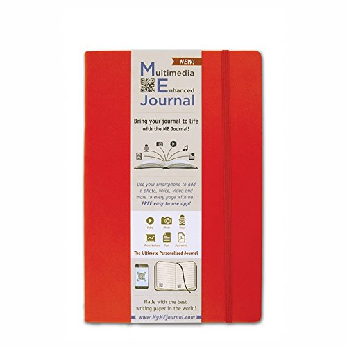 Quo Vadis Me Journal Red 4X6 Lined