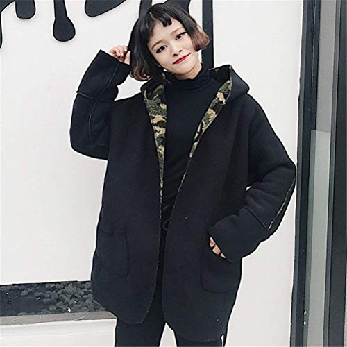 Encapuchado Larga Armee Prendas Invierno Camuflaje Chaquetas Mujer Outdoor Manga Outerwear Exteriores Abrigos Casual Anchas Retro Adelina Espesar Elegantes Termica Fashion w0qHApIp
