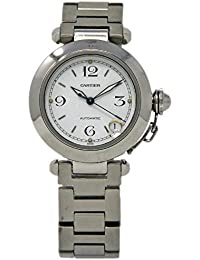 Pasha Swiss-Automatic Female Watch W31015M7 (Certified Pre-Owned)