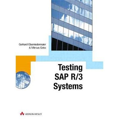 Download [(Sap R/3 Testing with CATT: Using the Computer Aided Test Tool (CATT))] [by: Gerhard Oberniedermaier] ebook