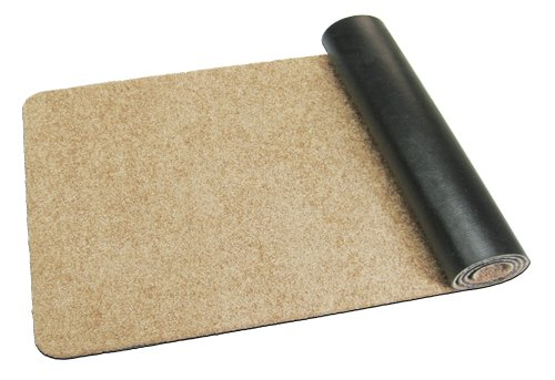 Deko-Matten-Shop Fußmatte Classic, Schmutzfangmatte, Länglich, 40x140 cm, Grau, in 14 Größen und 11 Farben B079MDSWG8 Fumatten