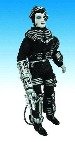 Star Trek: Retro Cloth Figure - Borg