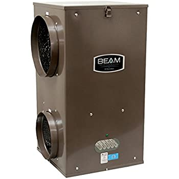 beam 350 hepa central air filtration system for furnace and air conditioner whole. Black Bedroom Furniture Sets. Home Design Ideas