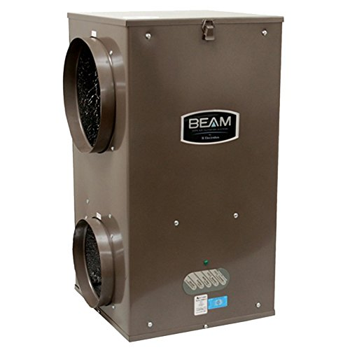 Beam 350 Hepa Central Air Filtration System For Furnace And Air Conditioner Whole House Air Purification