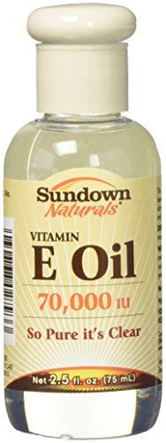 Sundown Naturals Vitamin E Oil 2.50 oz