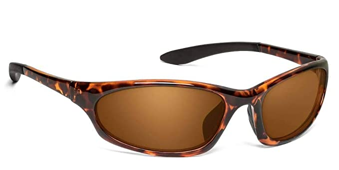 f3b0d056350 Ono s Ocracoke Polarized Bi-Focal Sunglasses in Tortoise with Amber Tinted  Lens