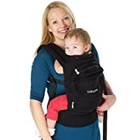 Ergonomic Baby Carrier - Front and Back Carry Positions - Carry Your Baby Saf...
