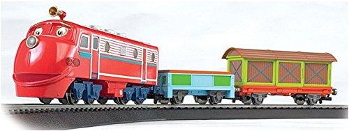 Bachmann Industries Chuggington Ready To Run Electric Train Set Wilson's Freight Adventures