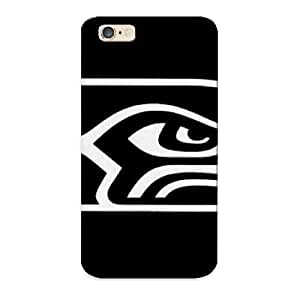 0072af81800 Anti-scratch Case Cover Flyinghouse Protective Seattle Seahawks Logo Black And White Case For Iphone 6