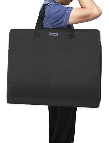 Magictodoor Travel Garment Bag 40'' for Suit/Dress w/Adjustable Handle by Magictodoor (Image #3)