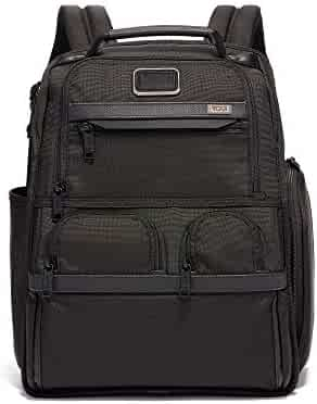 TUMI - Alpha 3 Compact Laptop Brief Pack - 15 Inch Computer Backpack for Men and Women
