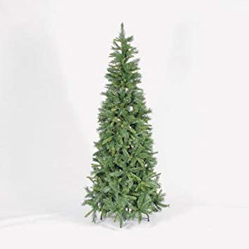 5ft/150cm New Duchess Spruce Slim Green Artificial Christmas Tree ...
