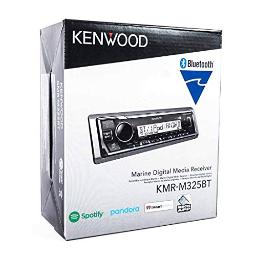 Kenwood KMR-M325BT Marine Digital