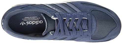 adidas Damen LA Trainer W Gymnastik Blau (Tech Ink/Tech Ink/Ftwr White)