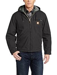 Men's Sherpa Lined Sandstone Sierra Jacket J141