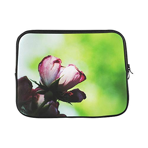 lower Pink Beauty Grunge Nature Sleeve Soft Laptop Case Bag Pouch Skin for MacBook Air 11
