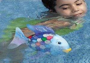 (Rainbow Reef Fish 2 Pack - Swim Ways 17028)