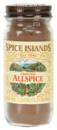 Spice Islands Allspice, Ground, 1.8-Ounce (Pack of -