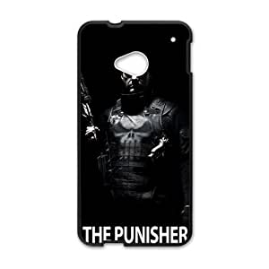 Happy The Punisher Cell Phone Case for HTC One M7