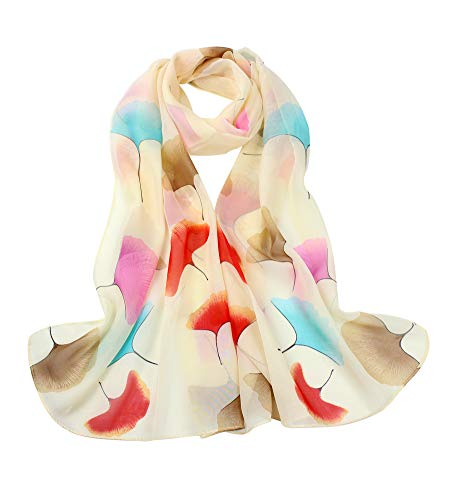 Women's Polyester Chiffon Scarf ...