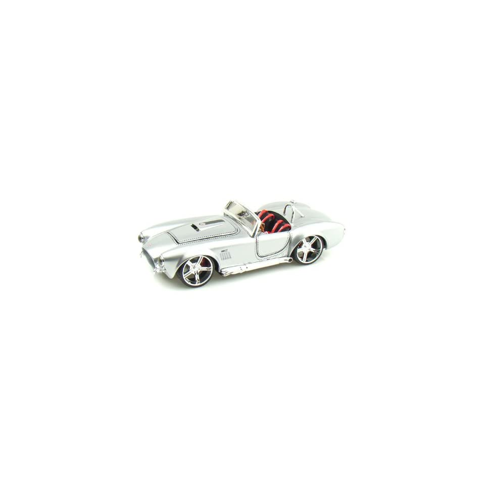 1965 Ford Shelby Cobra 427 1/24 Silver