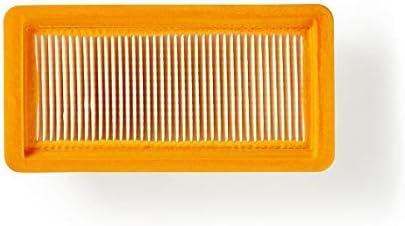 SODIAL 2 Pezzi Aspirapolvere Karcher Adattato AD3.200 Aspirapolvere Accessori Filtro HEPA Filtro Haipa Elementi Filtranti