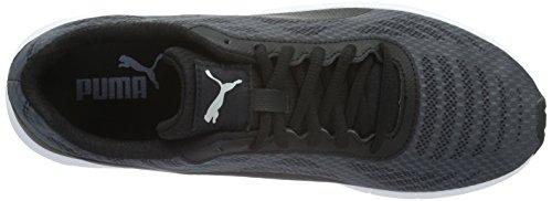 Puma Meteor - Zapatillas de Entrenamiento Hombre Gris (Asphalt-puma Black-puma Black 02)