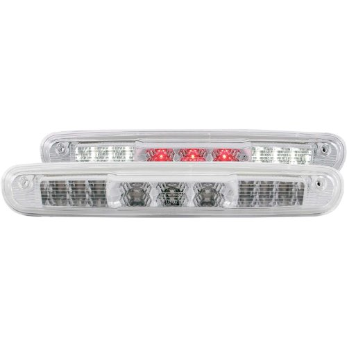 AnzoUSA 531066 Chrome LED Third Brake Light for Chevrolet Silverado/GMC