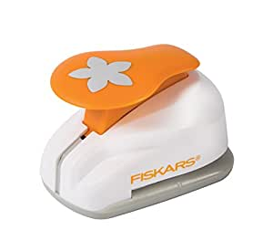 Fiskars Medium Lever Punch, Flower