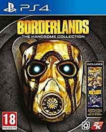 Borderlands: The Handsome Collection - Playstation 4 by 2K Games from 2K Games