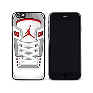 TanOnline Shoe Showcase Jordan image Custom iPhone 6 Plus 5.5 Inch Individualized Hard Case