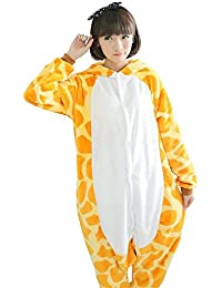 Ameyda Unisex Adult Animal Cosplay Costume Pajamas Sleepwear Onesies Dinosaur