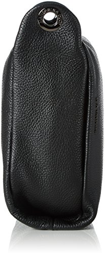 Nero femme Duck Sacs Tracolla Leather Noir Mandarina Mellow bandoulière B6w8pPqO