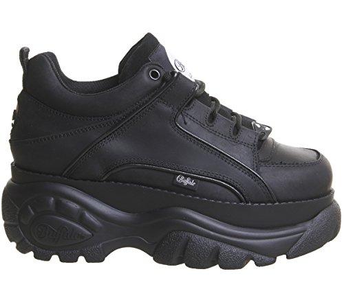 Zapatos 0 Buffalo Negro Mujer 14 1339 2 qtXwXOB