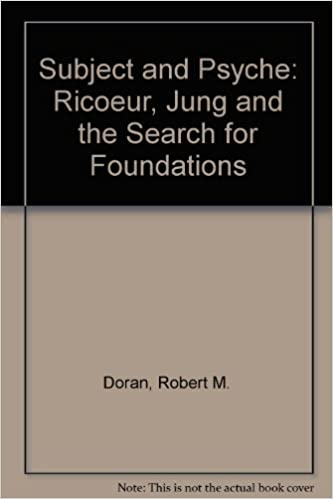 Book Subject and Psyche: Ricoeur, Jung and the Search for Foundations