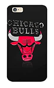 First-class Case Cover Series For Iphone 6 Dual Protection Cover The Chicago Bulls WdvxVm-2714-nNzKf