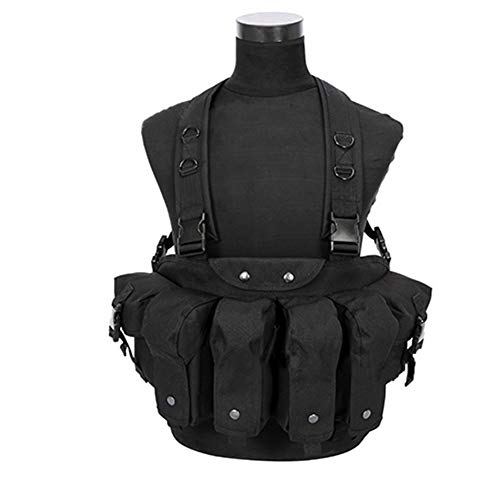 97c501519280 sunflower tools Tactical Vest Outdoor Riding Special Forces Lightweight  Apron Traning Vest Black