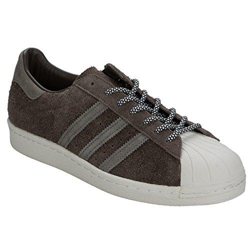 Adidas Sneaker Men Superstar 80S S75848 Braun, Schuhgröße:44
