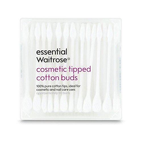 Cosmetic Buds essential Waitrose 80 per pack