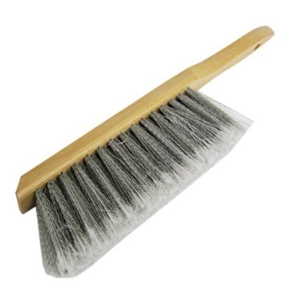 13-1//2-Inch Soft Silver Tipped Flagged Counter Brush BRCB-02