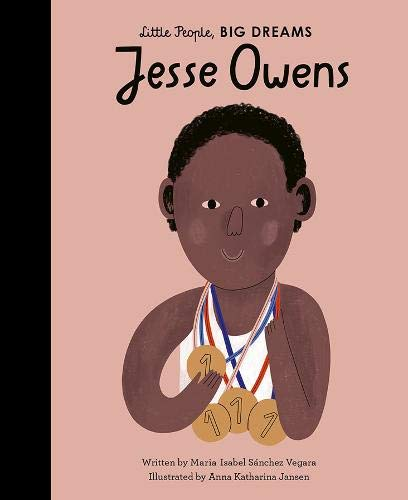 Jesse Owens (Little People, BIG DREAMS (42))