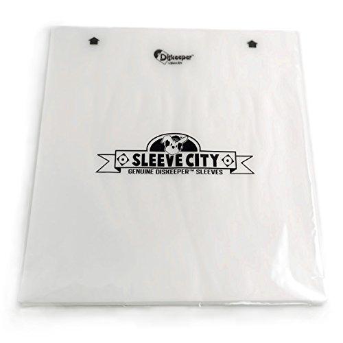Diskeeper Anti Static Record Sleeves Pack